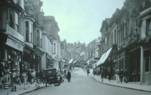 Lower High Street
